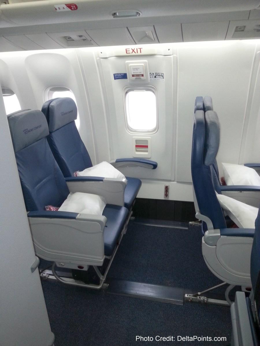 Delta 767 300 Economy Comfort Seats Delta Points Blog