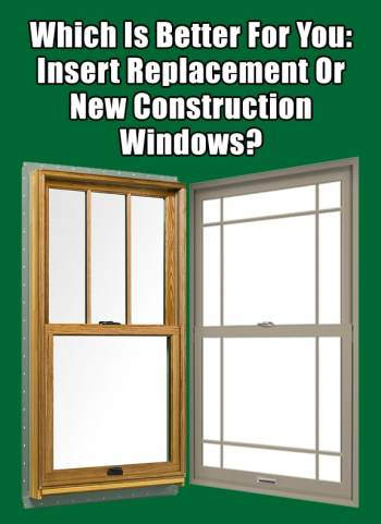 New jersey replacement windows vs new construction windows for New construction wood windows