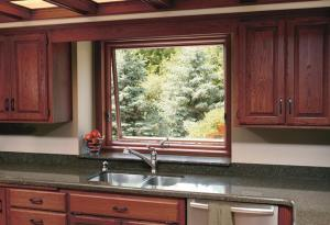 awning-over-kitchen-sink-wood-finish-matching-cabinets
