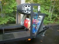 18' open trailer needs tire rack help - Rennlist - Porsche ...
