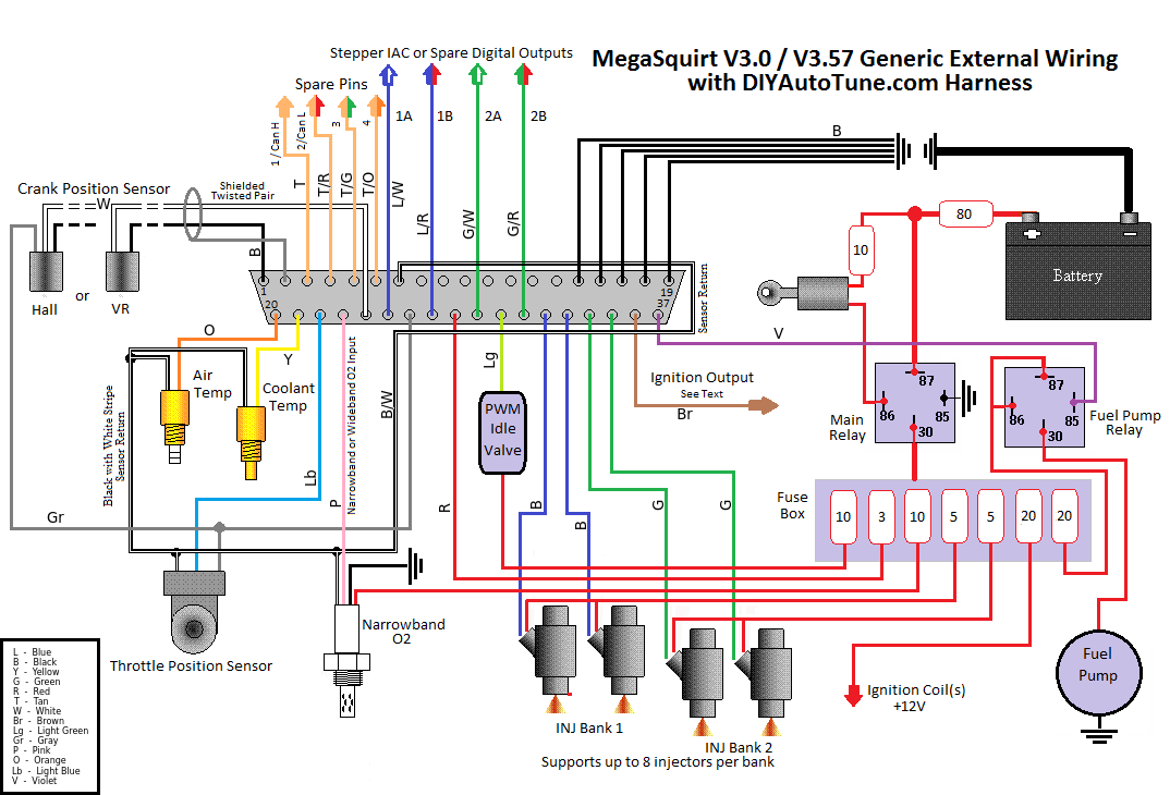 99 ls injector harness wiring diagram