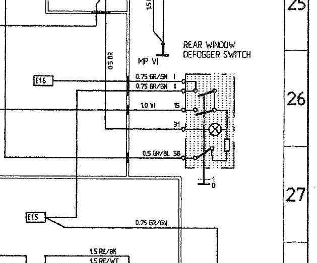 96 Ford Explorer Alternator Wiring Diagram Schematic Diagram
