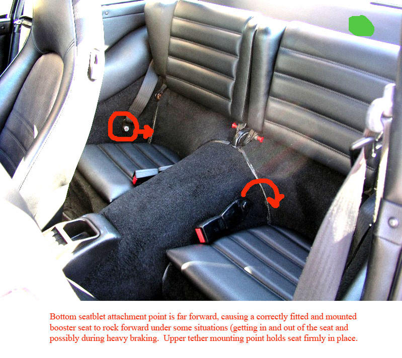 Rear Facing Car Seat How To Install Baby Seat European Seats Rennlist Porsche Discussion