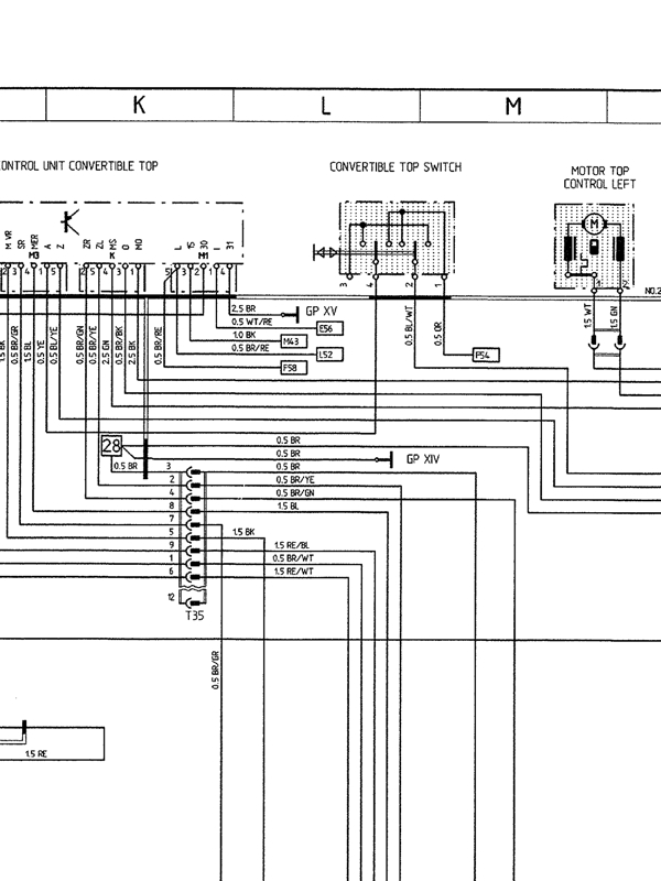 Porsche Boxster Wiring Diagram Electronic Schematics collections