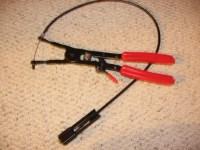 Best tool to remove radiator hose clamp - Rennlist ...