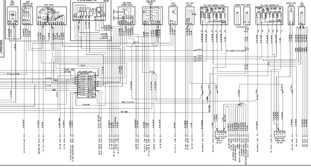 wiring diagram for 2004 mini cooper s