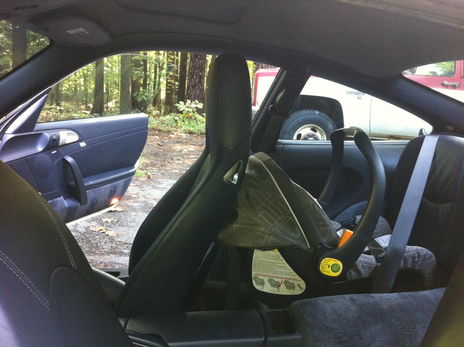Baby Seat For 9972 Rennlist Porsche Discussion Forums