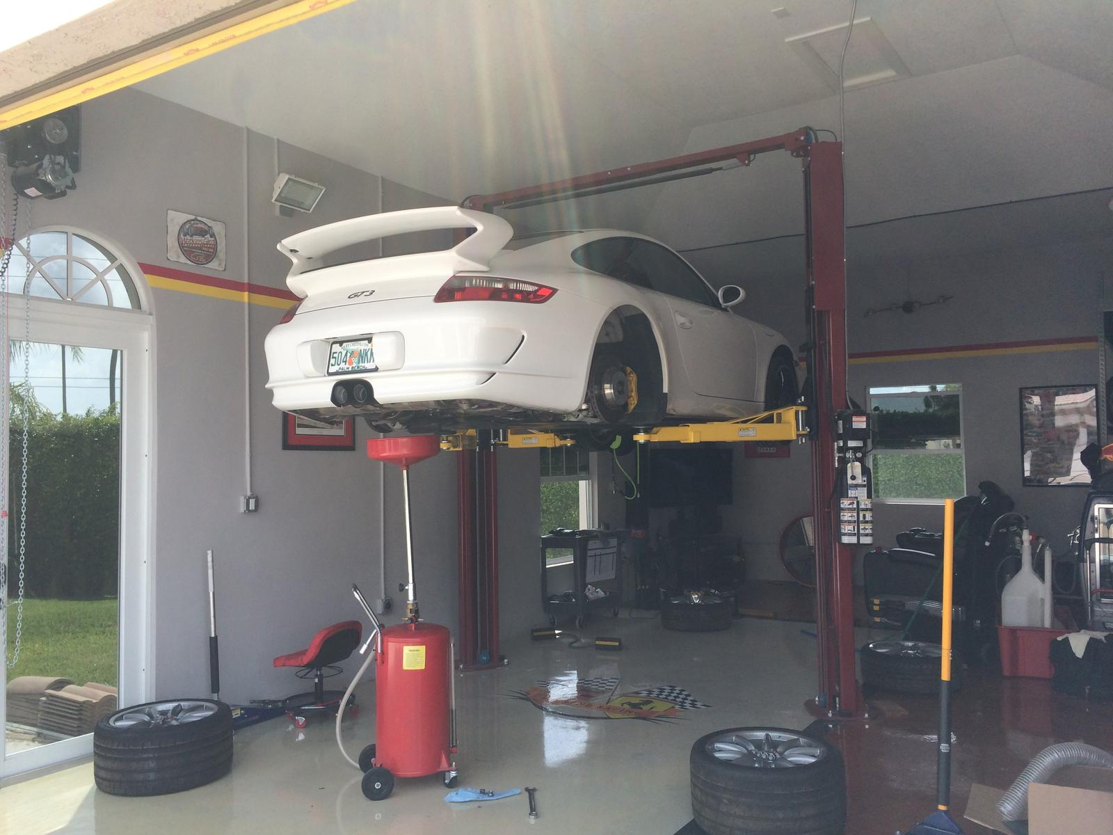 What Car Lift Should I Get For My Home Garage Page 2