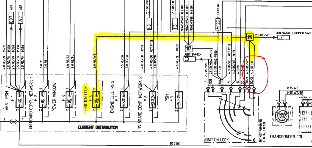 ignition relay switch wiring diagram