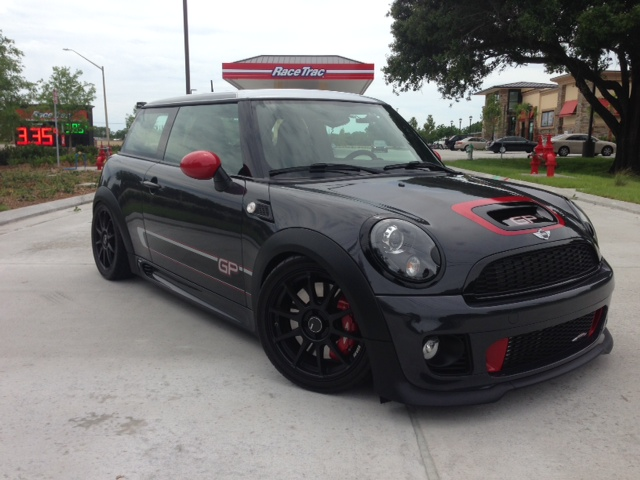 Rare 2013 Mini John Cooper Works Gp2 Only 500 In Usa