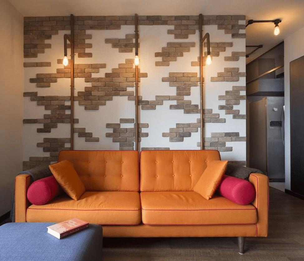 Brick Wall Design Add Wow Factor With Brick Wall Designs