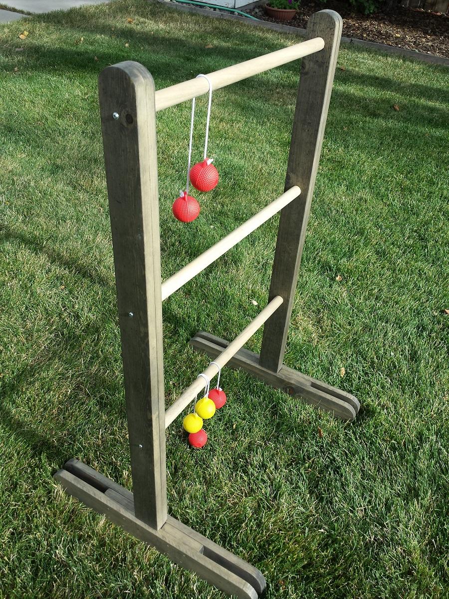 Plans Build A Ladder Golf Set For 30 Renorustic