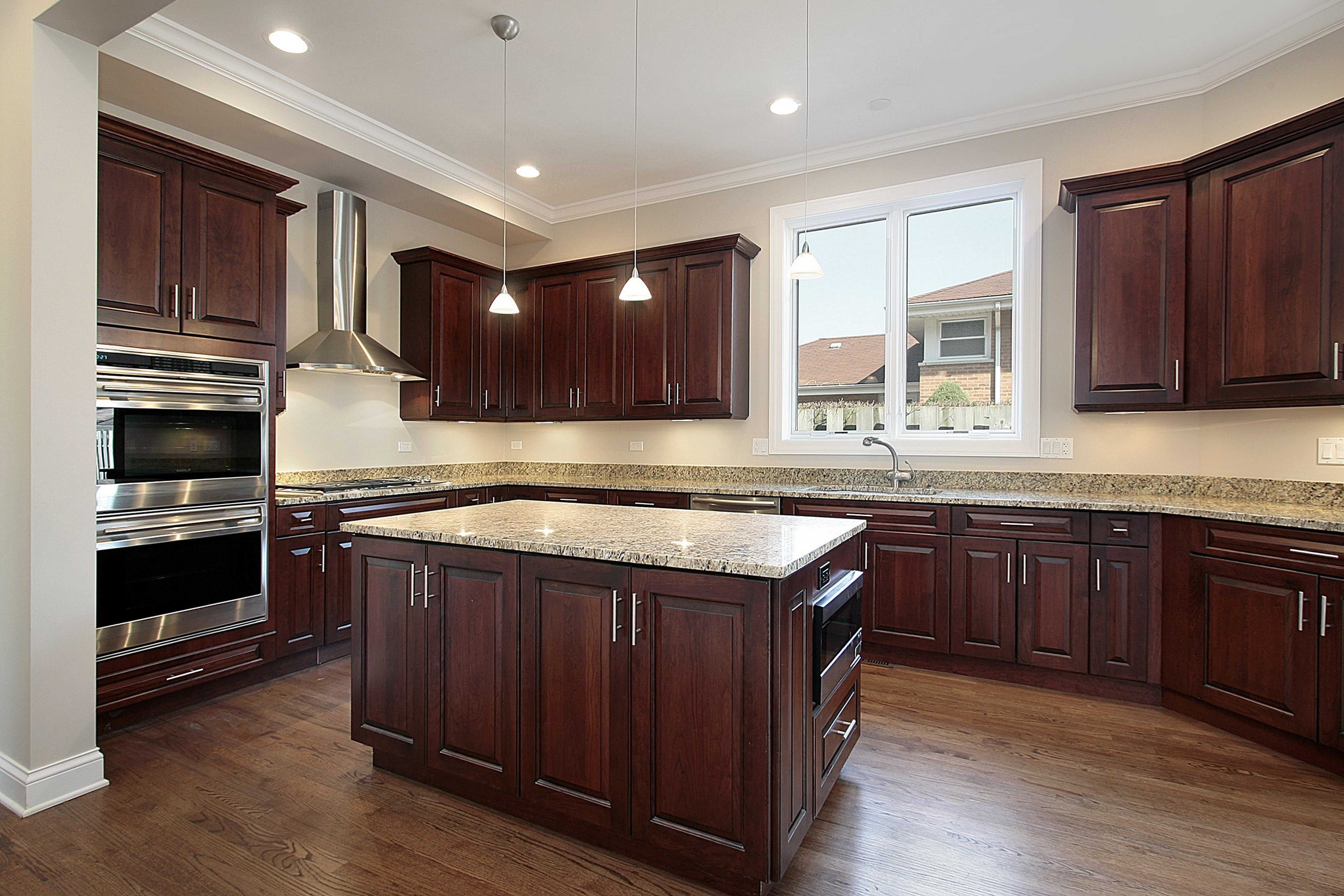 Kitchen Floor Ideas With Dark Cabinets Kitchen Renovation Photos Afreakatheart
