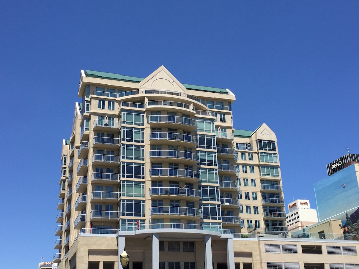 Houston Loft For Sale Downtown Reno High Rise Condos
