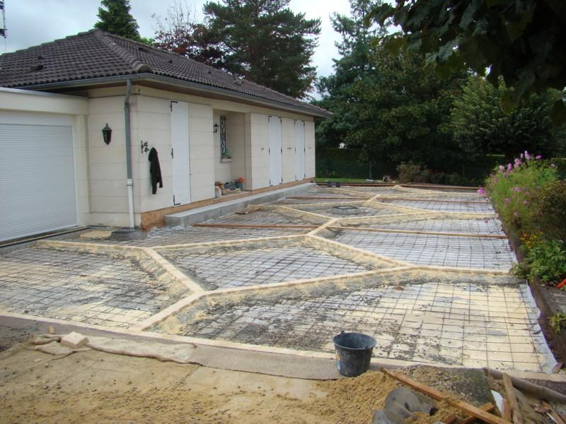 Cout D Une Dalle Beton Pour Terrasse Dosage béton pour terrasse - Prix D Une Terrasse Beton