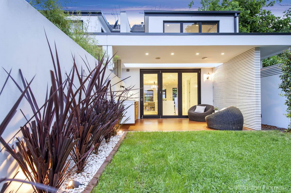 Trafalgar Homes New Build Semi Detached Houses Annandale Inner West