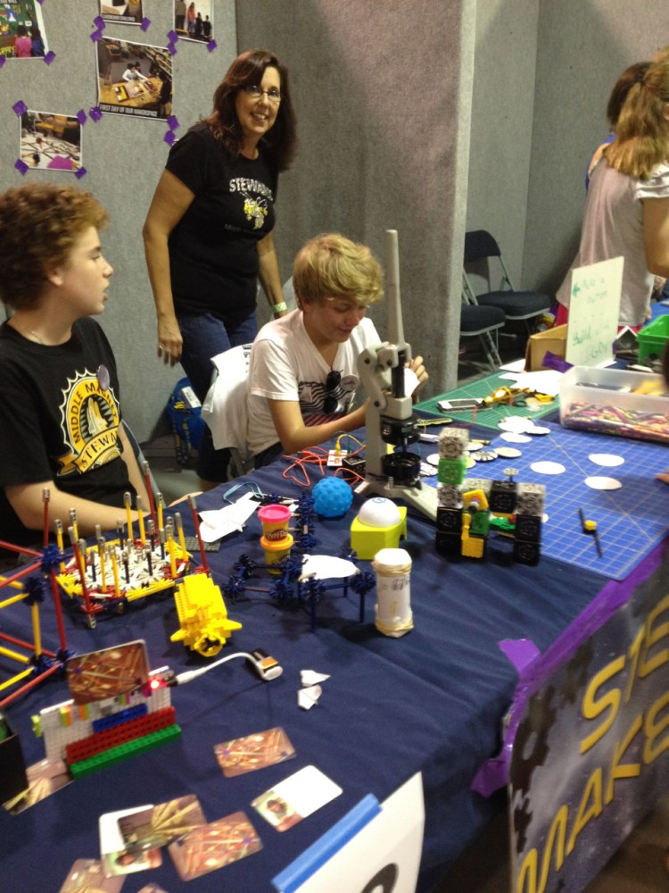Engaging with the greater maker community at Gulf Coast MakerCon