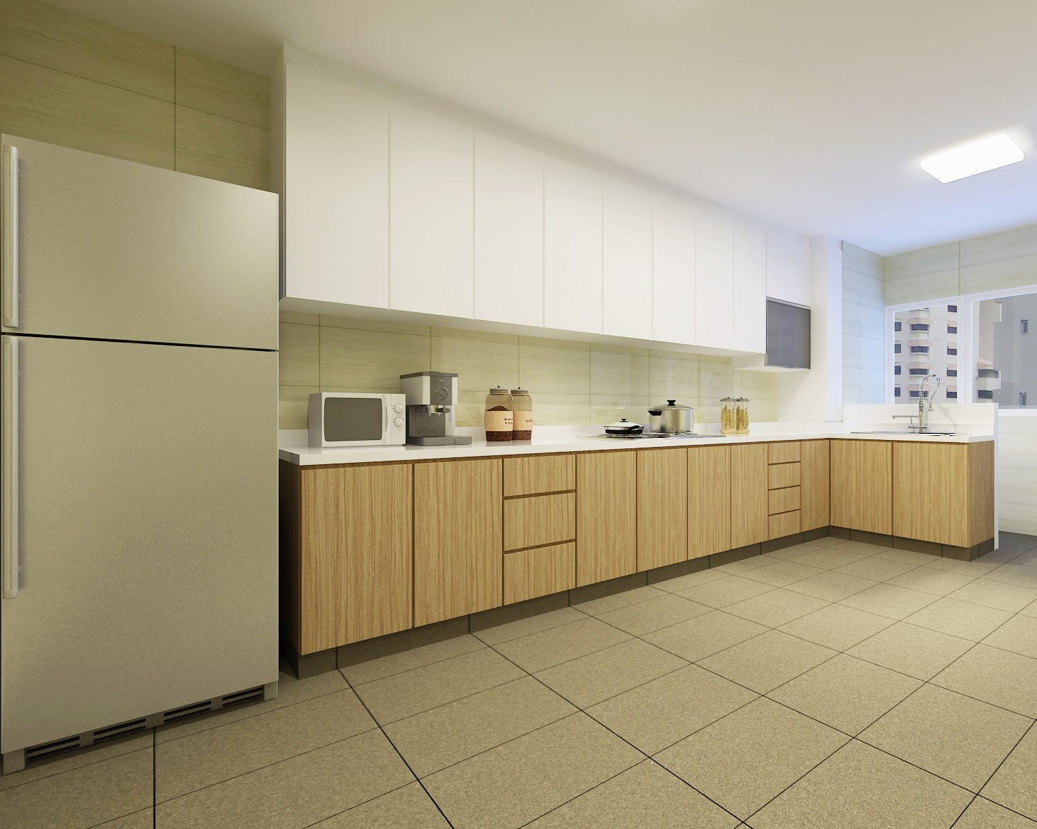 Kitchen Cabinet Renovation Galleries Photo For Renovation Singapore