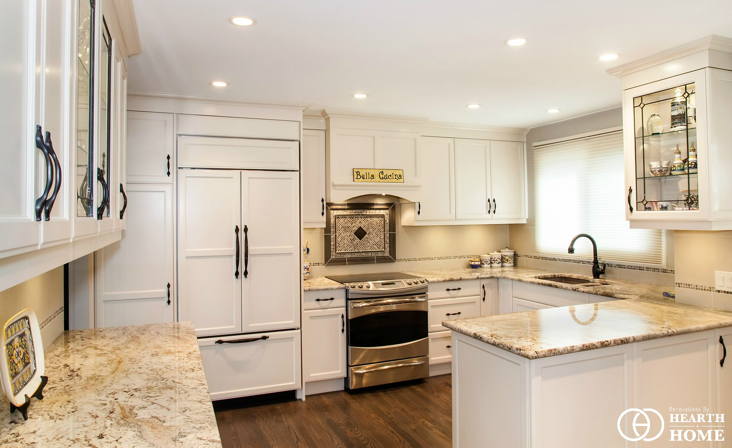 La Cucina Kitchen Gallery Kitchens Gallery Hearth Home Renovations