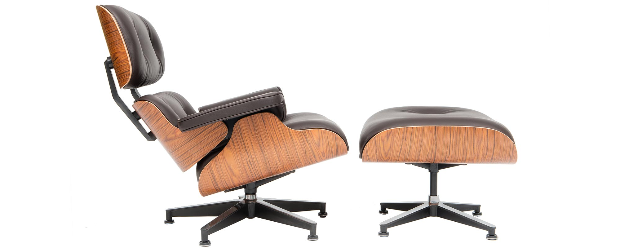 Charles Eames Lounge Chair Charles Eames Design Lounge Chair And Ottoman – Renown Classics