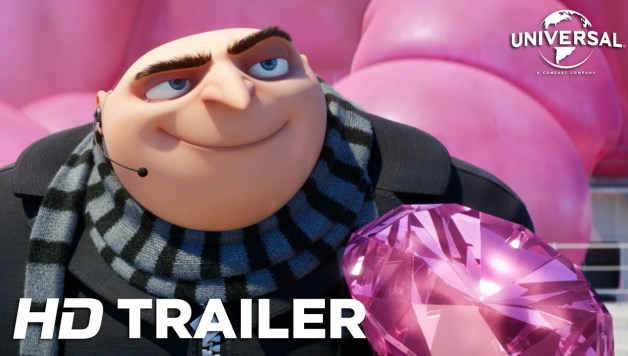 Film Trailer – Despicable Me 3