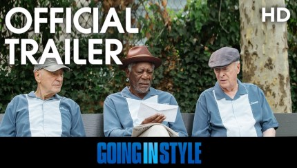 Film Trailer – Going In Style