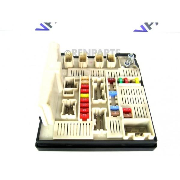 renault scenic fuse box 2008