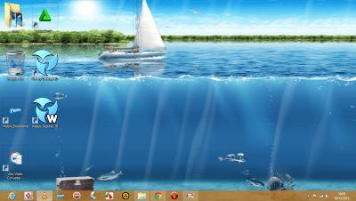 Wallpaper 3d Bergerak Desktop Wallpaper Bergerak Animasi Layaknya Screen Saver