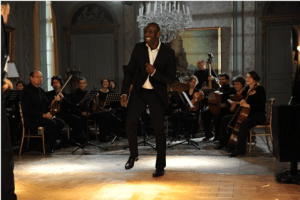 Intouchables. Omar Sy
