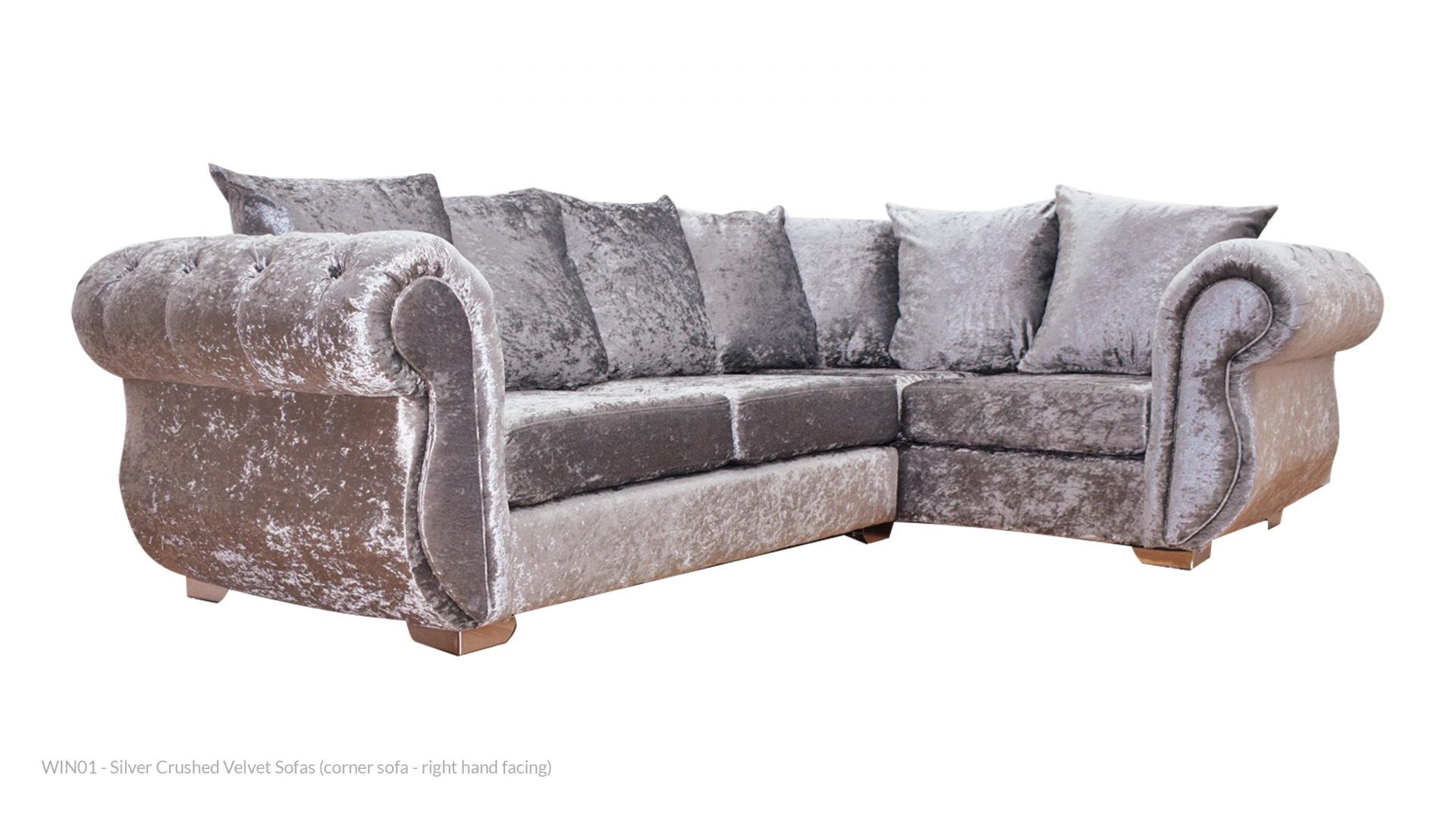 Velvet Sofa Wear And Tear Crushed Velvet Sofas Pay Weekly With Rental Goods