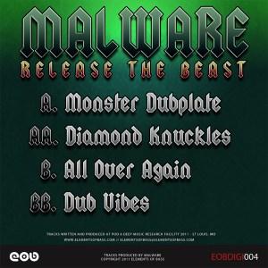 Malware - Release The Beast EP