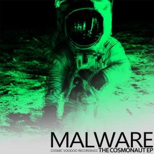 Malware - Cosmonaut EP Cover
