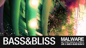 Bass & Bliss Video Splash