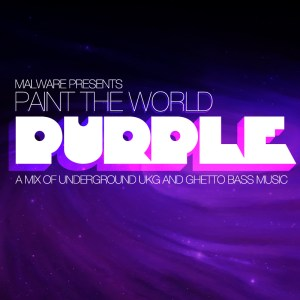 Malware - Paint The World Purple