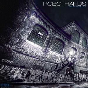 Robothands Mix Cover