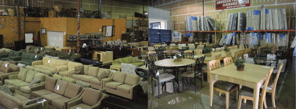 Find Delaware Furniture Deals At The Afr New Castle Clearance Center Afr Furniture Rental And - Garden Furniture Clearance Leasowe Castle