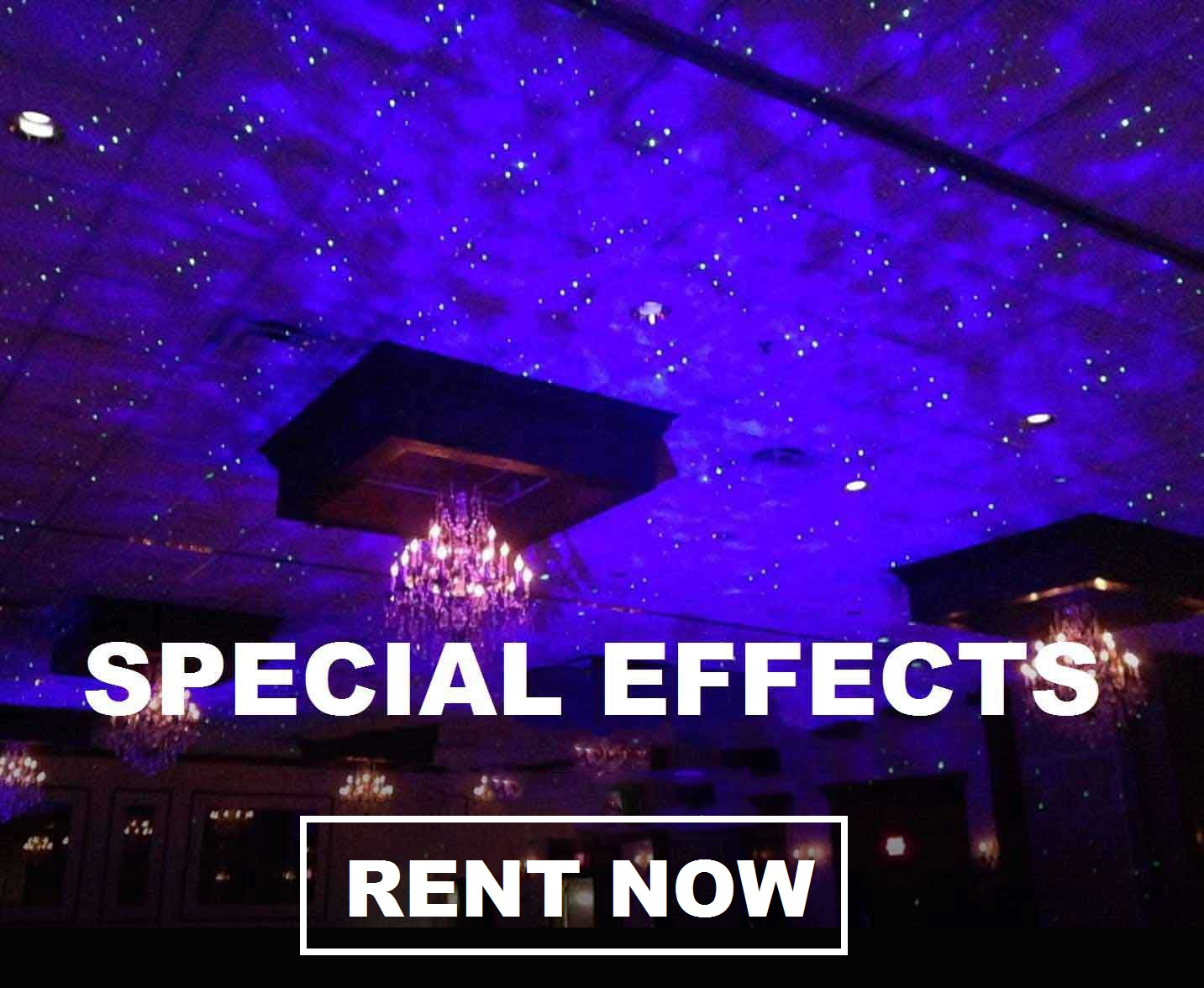 Lighting Effects Specialist Nationwide Wedding And Event Rentals With Free Shipping