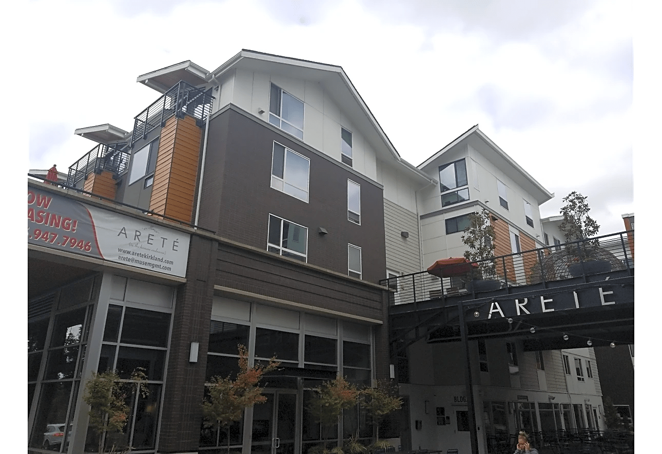Arete Kirkland Parking Arete Apartments Kirkland Wa 98033