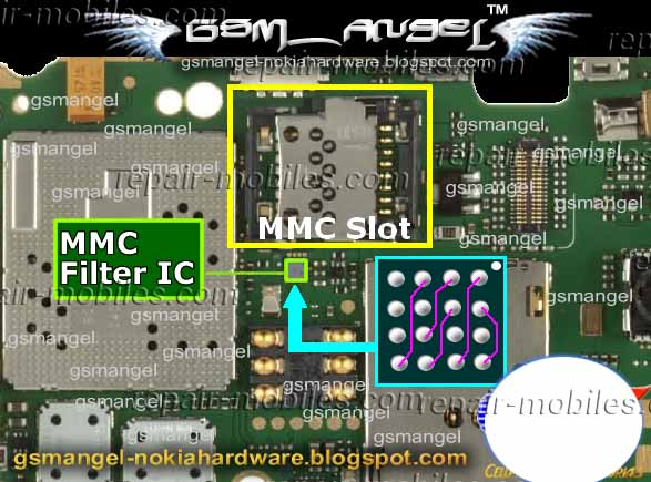 C2-08, C2-06, C2-03 Memory Card Problem Ways Solution Mobile Repairing