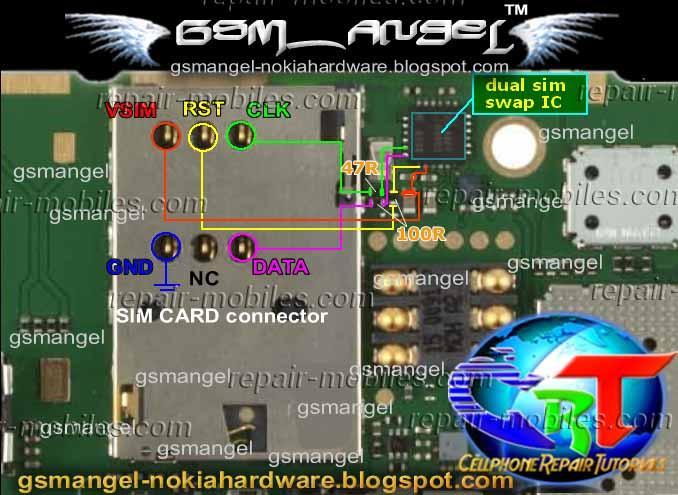 C2-08, C2-06, C2-03 Insert SIM Problem Ways Solution Mobile Repairing
