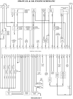 2009 chrysler town and country wiring diagram