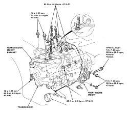 1990 acura integra transmission bedradings schema
