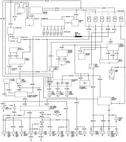 understanding electrical ledningsdiagram