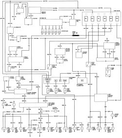 1971 toyota hilux truck wiring harness wiring diagram wiring