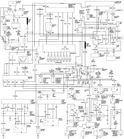 67 impala sedan wiring diagram