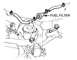 06 honda civic fuel filter set