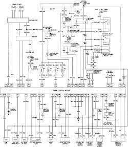 1996 toyota t100 wiring diagram