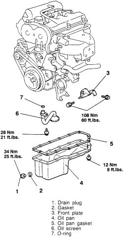 96 sebring engine diagram