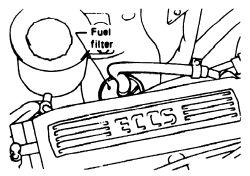 240sx fuel filter install