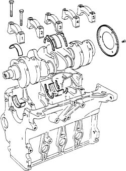 Ford 2 0l Engine Diagram Repair Guides Engine Reconditioning Engine Block